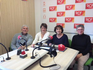 RCF Interview Accueil Migrants Valfleury